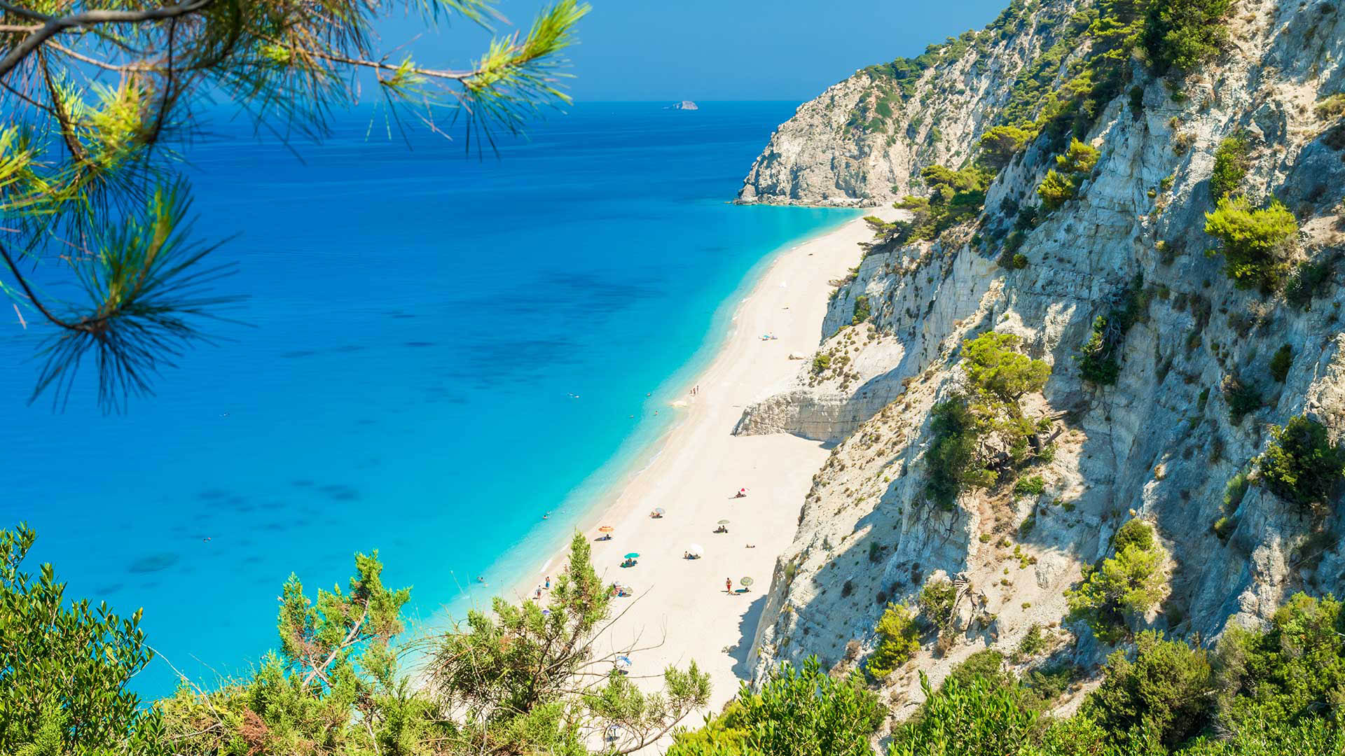 Sunrise Studios Lefkada Beaches
