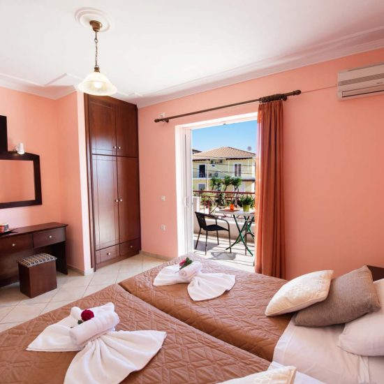 Sunrise Studios Lefkada Apartment