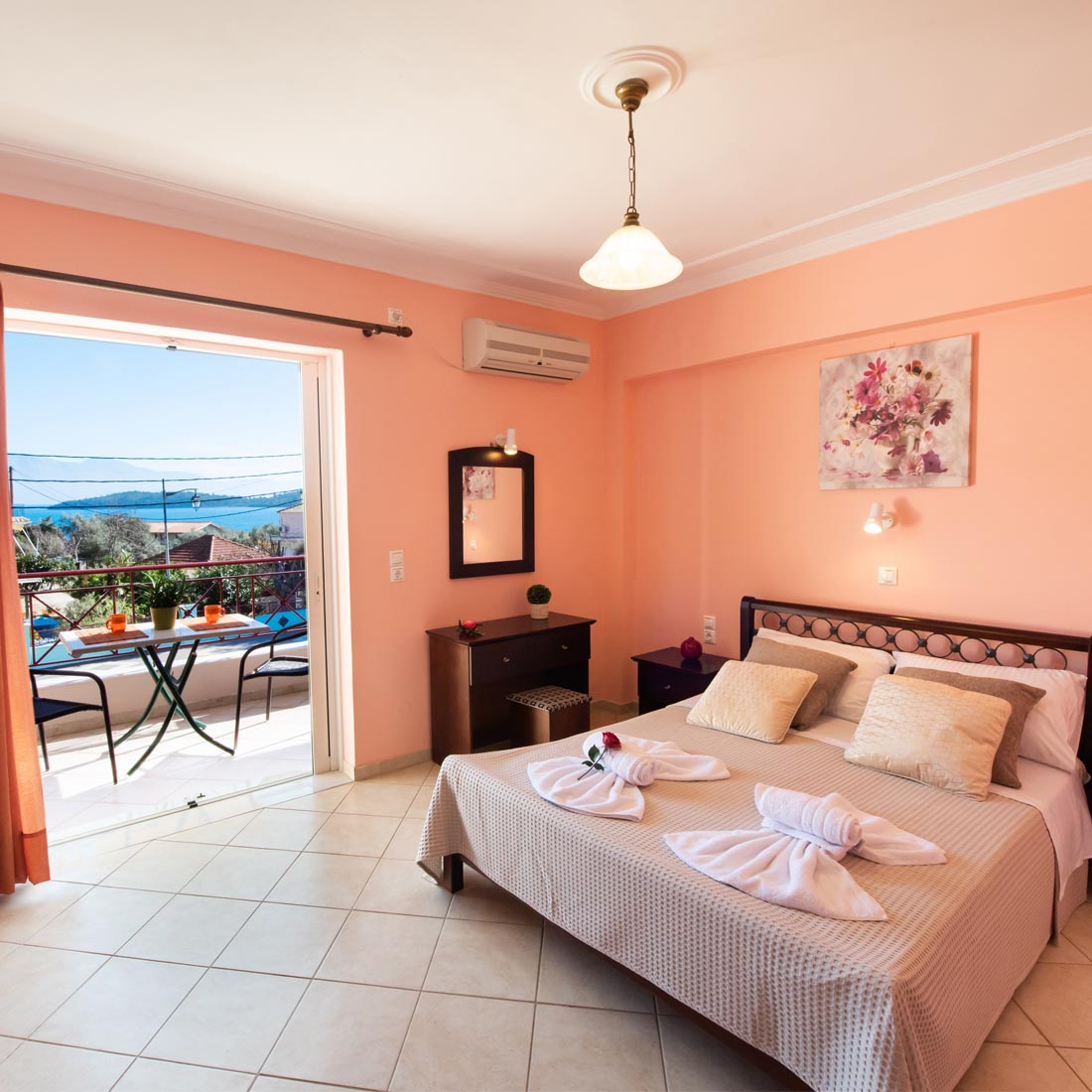 Sunrise Studios Lefkada Apartment Feature Image